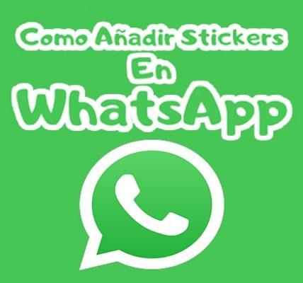 COMO AÑADIR STICKERS EN WHATSAPP DEPITBULLS PERSONALIZADOS PASO tutorial completo de como añadir stickers en WhatsApp