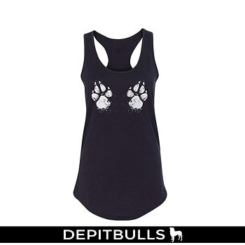 Arm The Animals Women's Paw-sive Aggressive Tank TopThis Helps