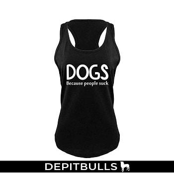 Playera para los amantes de los perros, camisa estampada