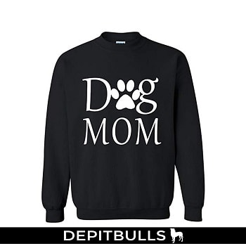 Paw Refugio Rescue Animal Unisex Crewneck Sweatshirt