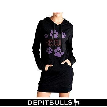 Sudadera con capucha para mujer, diseño casual